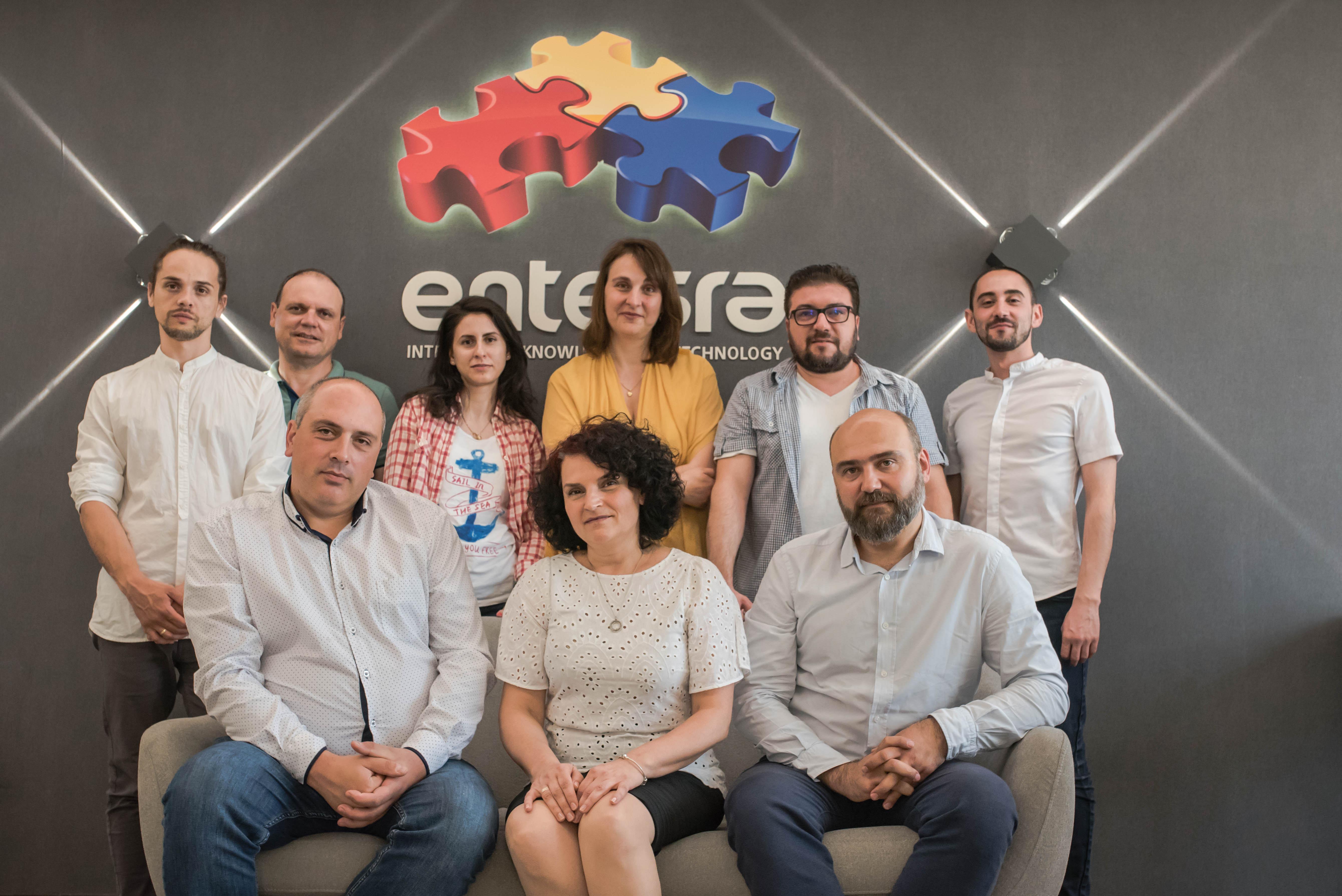 Екипа на Ентегра